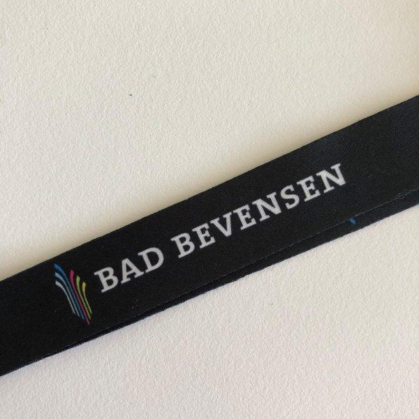 Schlüsselband mit Bad Bevensen Logo