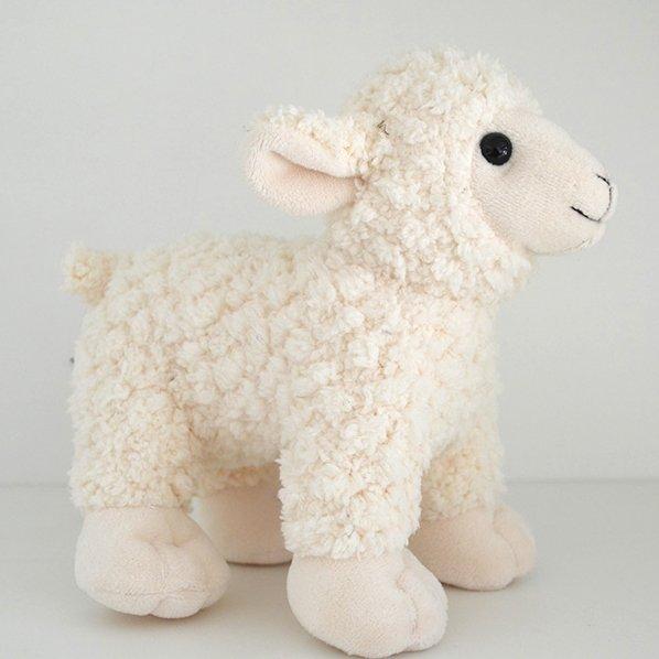 Plüsch-Lamm
