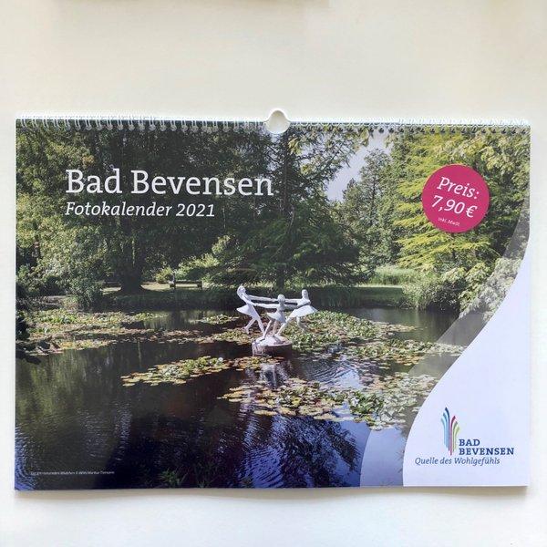 Bad Bevensen Wandkalender 2021 im Doppelpack